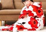 暖房費を節約するなら着る毛布が最強アイテム